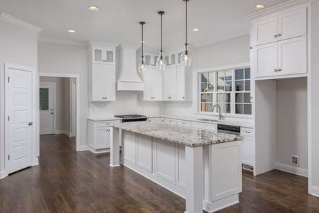 Kitchen-in-The Charleston-at-Northshore Heights-in-Chattanooga