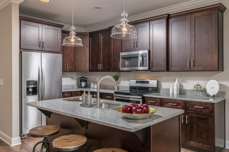 Kitchen-in-The Redwood-at-North Point Ridge-in-Chattanooga