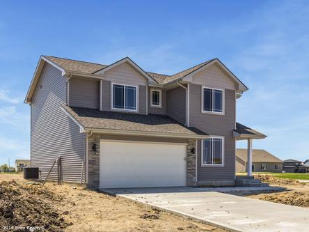 Sankey Summit by Greenland homes INC in Des Moines Iowa