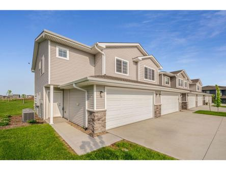 Village at Shadow Creek by Greenland homes INC in Des Moines Iowa