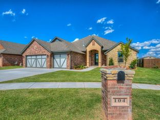 Settlers Ridge II South by Green Haven Homes in Oklahoma City Oklahoma