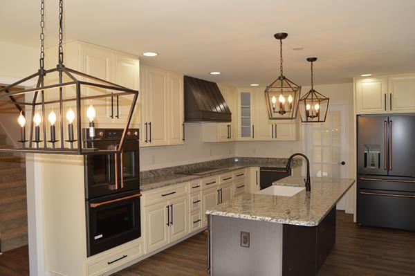 Kitchen featured in The North Dakota 2 By Green Diamond Builders in Eastern Shore, MD