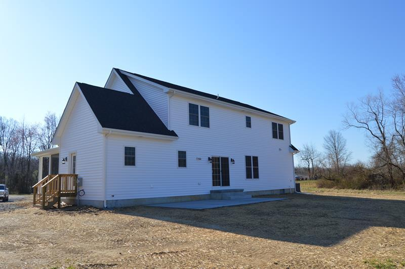 Exterior featured in The Nebraska By Green Diamond Builders in Eastern Shore, MD