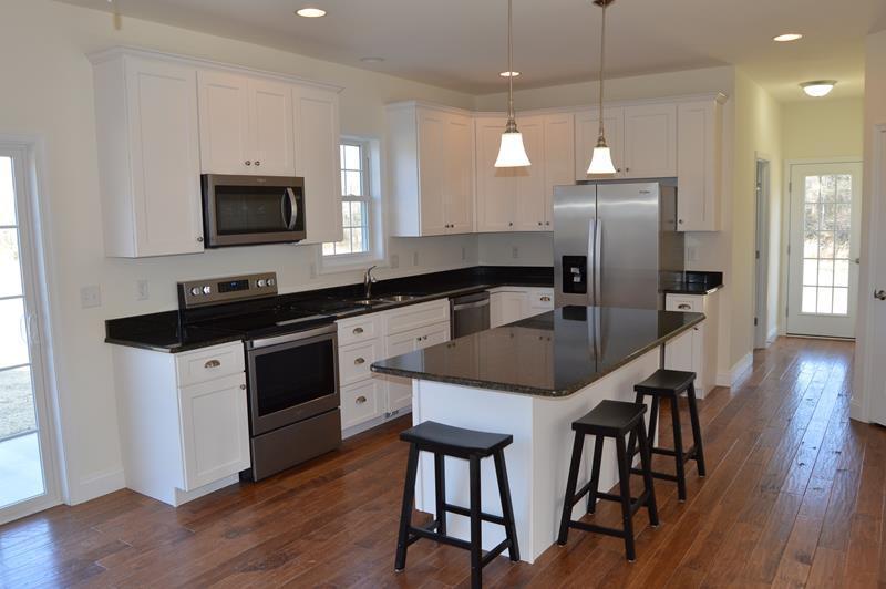 Kitchen featured in The Nebraska By Green Diamond Builders in Eastern Shore, MD