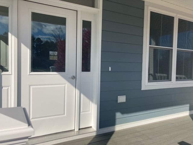 Exterior featured in The Langford By Green Diamond Builders in Eastern Shore, MD