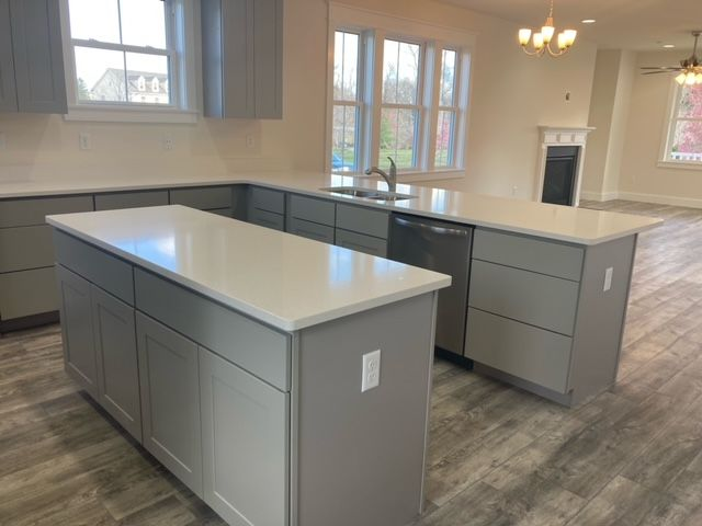 Kitchen featured in The Langford By Green Diamond Builders in Eastern Shore, MD