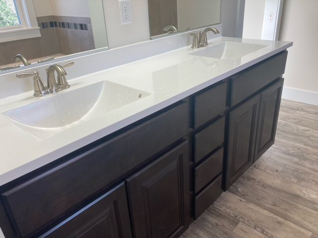 Bathroom featured in The Langford By Green Diamond Builders in Eastern Shore, MD