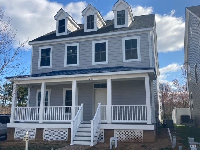 Exterior featured in The Sultana By Green Diamond Builders in Eastern Shore, MD