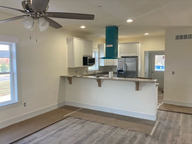 Kitchen featured in The Sultana By Green Diamond Builders in Eastern Shore, MD