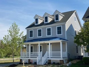 The Sultana - The Village at Chestertown: Chestertown, District Of Columbia - Green Diamond Builders