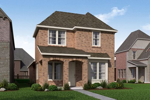 New homes in flower mound tx 706 subdivisions newhomesource villas at southgate by normandy homes in dallas texas mightylinksfo