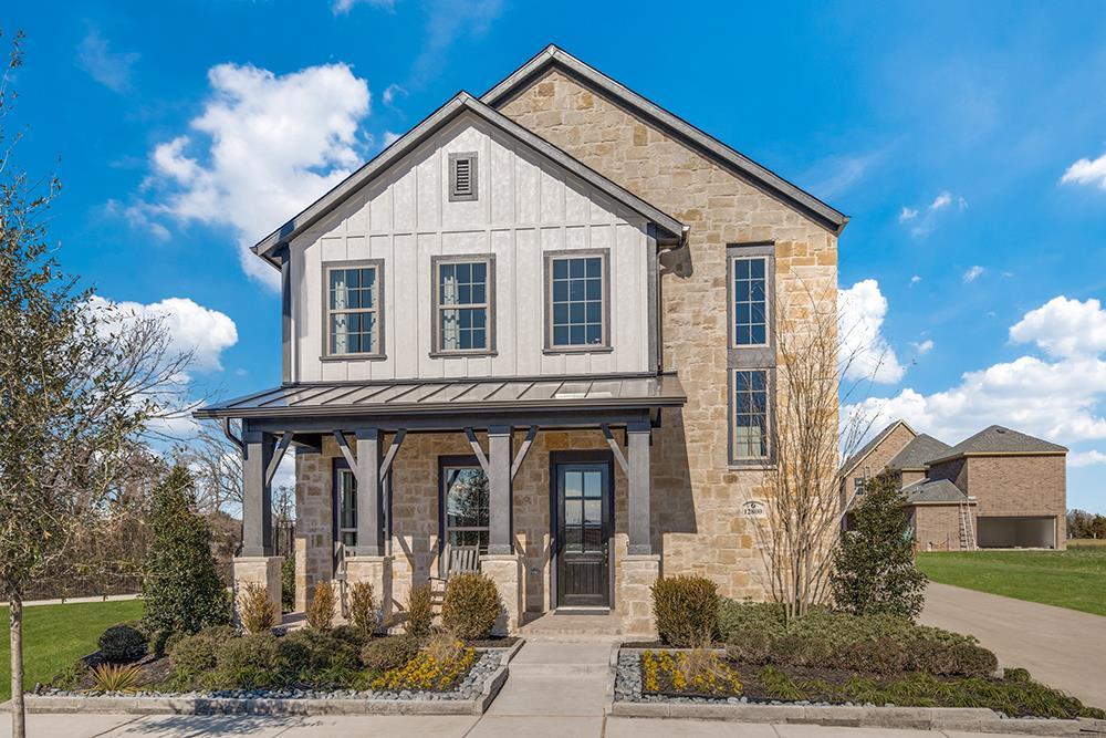 Edgewood In Frisco Tx By Normandy Homes