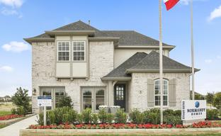 The Village at Twin Creeks by Normandy Homes in Dallas Texas