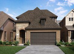 Rockport and Rockport II - Essex Park: Carrollton, Texas - Normandy Homes