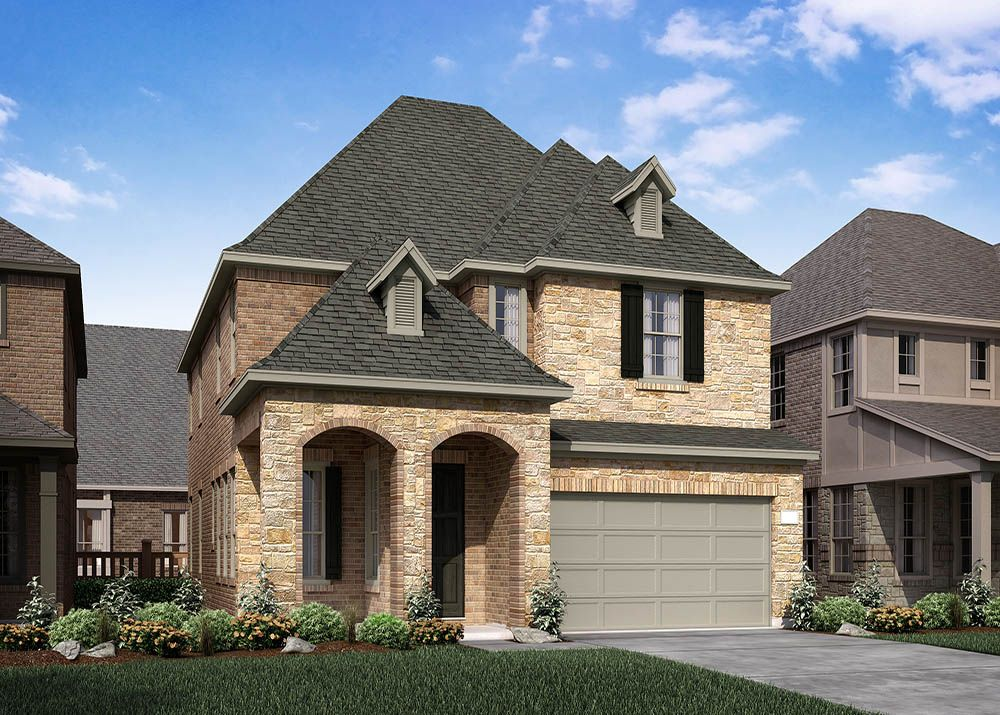Exterior featured in the Presidio and Presidio II By Normandy Homes in Dallas, TX