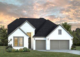 Geneva - Estates at Shaddock Park: Frisco, Texas - Normandy Homes
