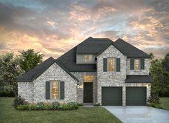 Avignon - Estates at Shaddock Park: Frisco, Texas - Normandy Homes