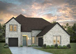 Paris - Estates at Shaddock Park: Frisco, Texas - Normandy Homes