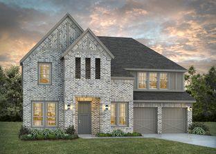 Bordeaux - Estates at Shaddock Park: Frisco, Texas - Normandy Homes