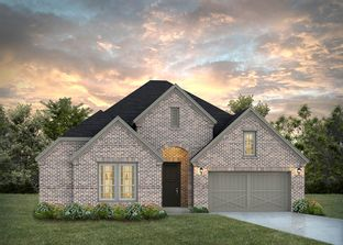 Amour II - Estates at Shaddock Park: Frisco, Texas - Normandy Homes