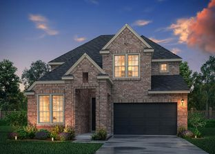 Oak - Estates at Shaddock Park: Frisco, Texas - Normandy Homes