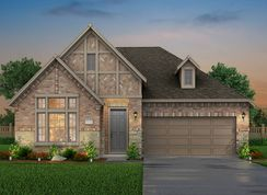 Cottonwood - Estates at Shaddock Park: Frisco, Texas - Normandy Homes