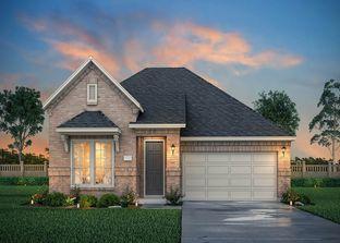 Balsam - Estates at Shaddock Park: Frisco, Texas - Normandy Homes