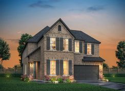 Magnolia - The Village at Twin Creeks: Allen, Texas - Normandy Homes