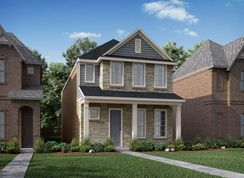 Jackson - Villas at Southgate: Flower Mound, Texas - Normandy Homes