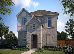 Salem - Villas at Southgate: Flower Mound, Texas - Normandy Homes