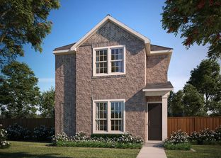 Raleigh - Villas at Southgate: Flower Mound, Texas - Normandy Homes