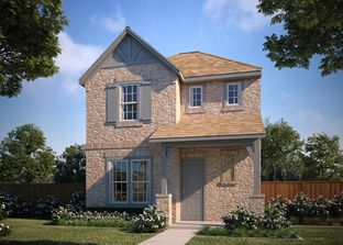 Westland - Villas at Southgate: Flower Mound, Texas - Normandy Homes