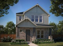 Joplin - Villas at Southgate: Flower Mound, Texas - Normandy Homes