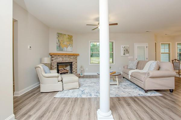Living Area featured in the Custom By Gretchen Pines in Pinehurst-Southern Pines, NC