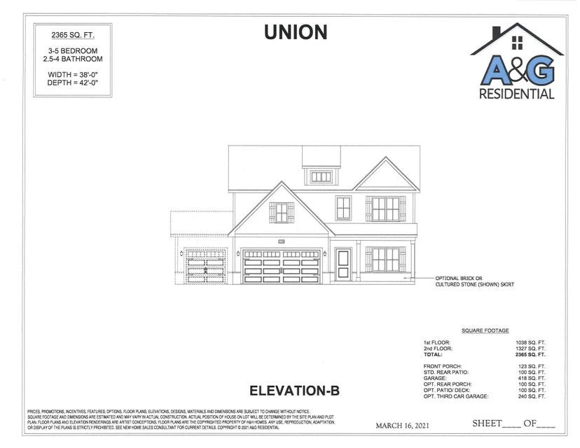 Exterior featured in the Union By Gretchen Pines in Pinehurst-Southern Pines, NC