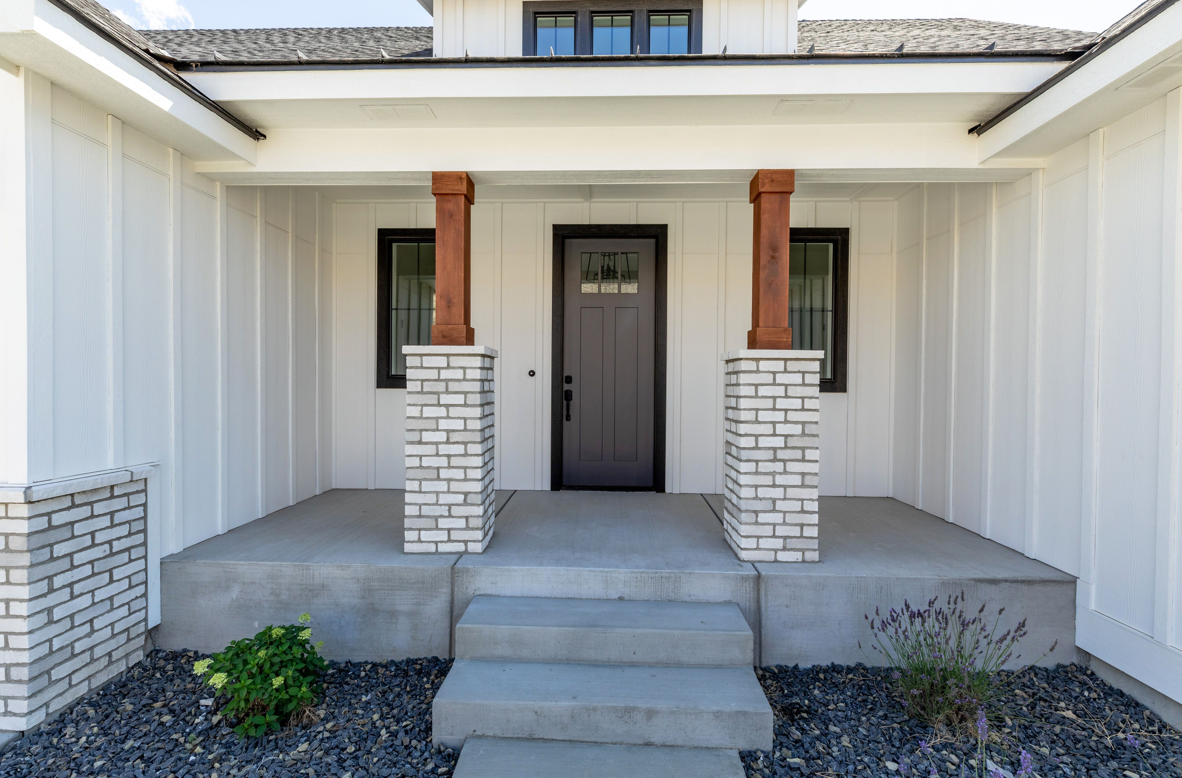 Exterior featured in the LOT 13 The Chloe#2 By Gretl Crawford Homes in Richland, WA