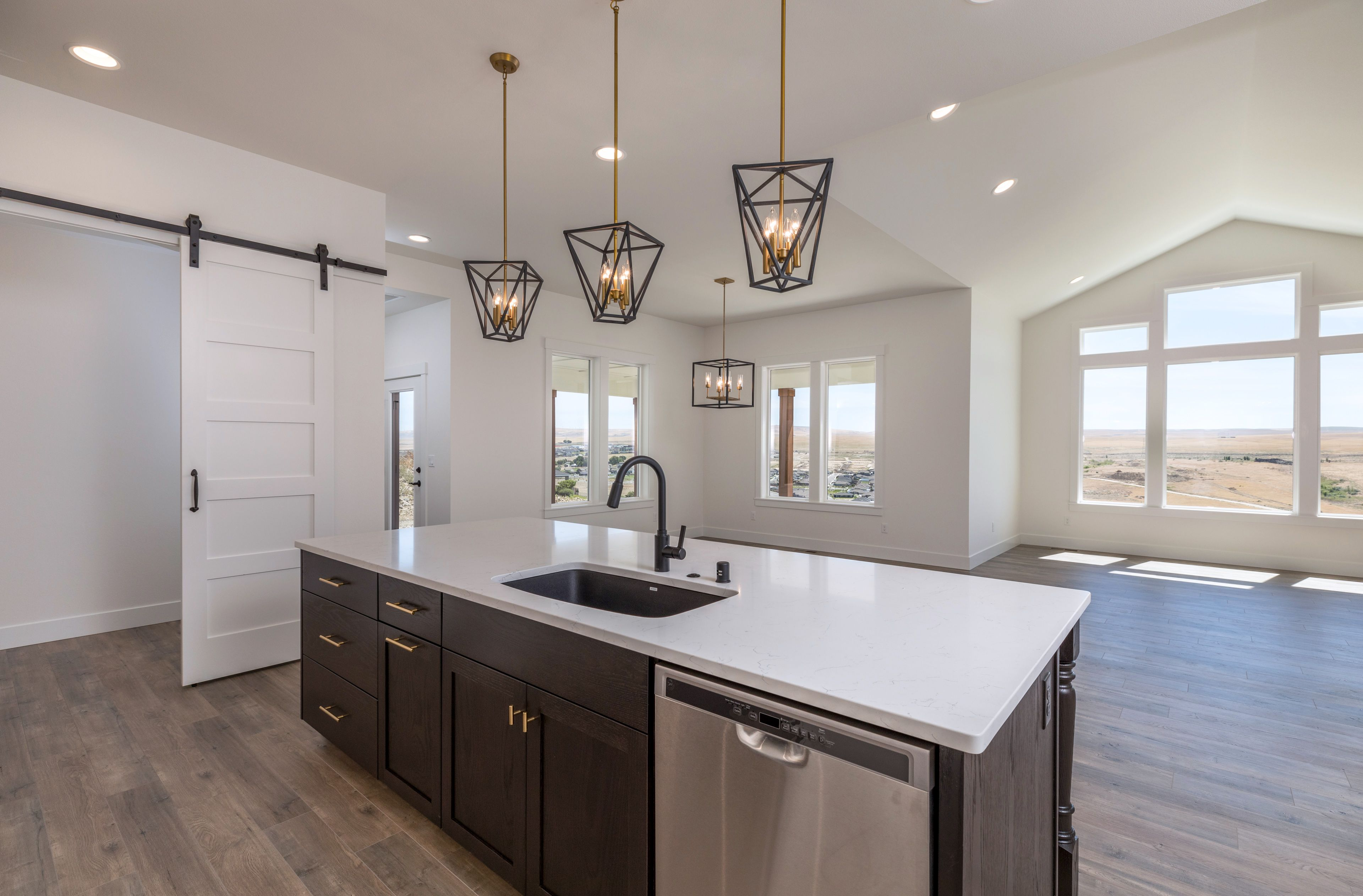 Kitchen featured in the LOT 13 The Chloe#2 By Gretl Crawford Homes in Richland, WA