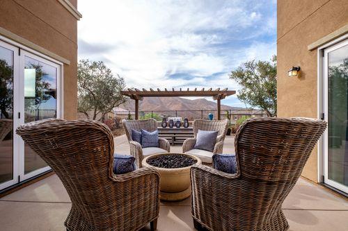 Patio-in-Residence Three-at-Bella Vista Estates-in-Riverside