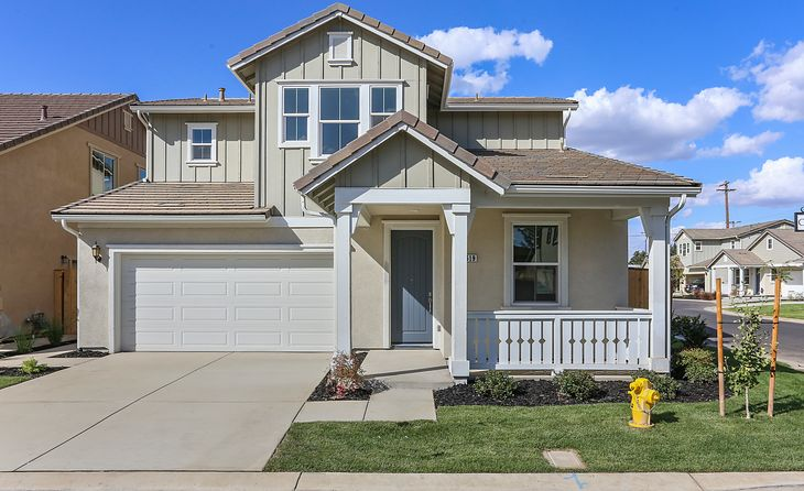 LOT 21:MOVE IN READY