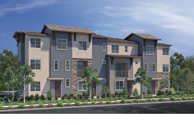4 Residence Bldg:Boardwalk-Townhomes