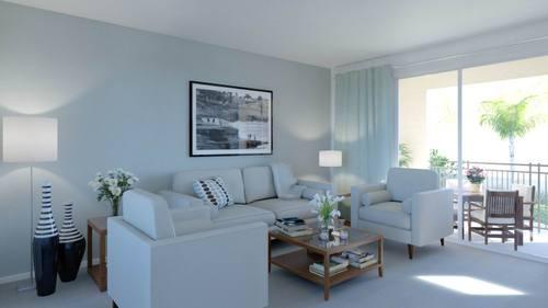 Greatroom-in-Plan 1-at-Boardwalk Townhomes-in-Corona