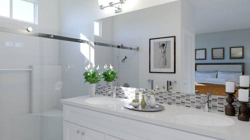 Bathroom-in-Plan 1-at-Boardwalk Townhomes-in-Corona