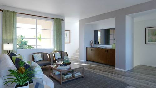 Greatroom-in-Plan 2-at-Boardwalk Townhomes-in-Corona