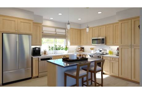Kitchen-in-Plan 3-at-Boardwalk Townhomes-in-Corona
