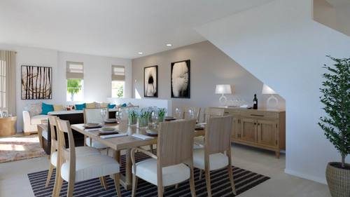 Dining-in-Plan 3-at-Boardwalk Townhomes-in-Corona
