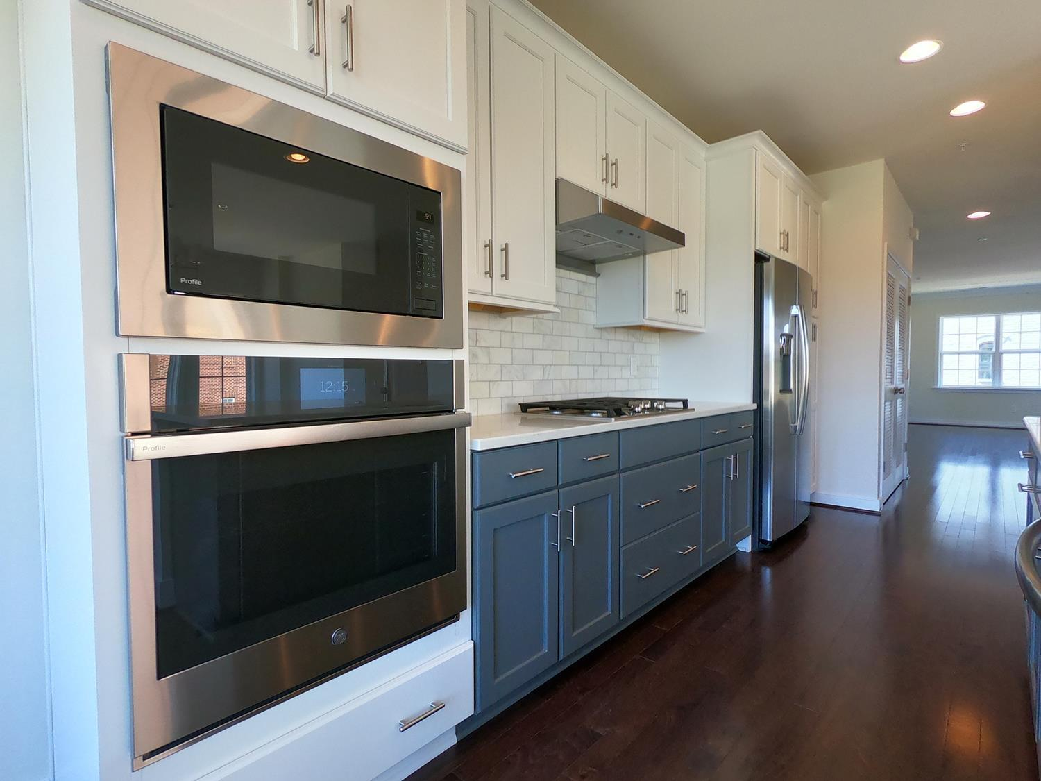 Kitchen featured in The Monroe By Gumenick Properties in Richmond-Petersburg, VA