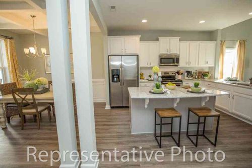 Kitchen-in-Biltmore-at-Barrington Oaks-in-Clemmons