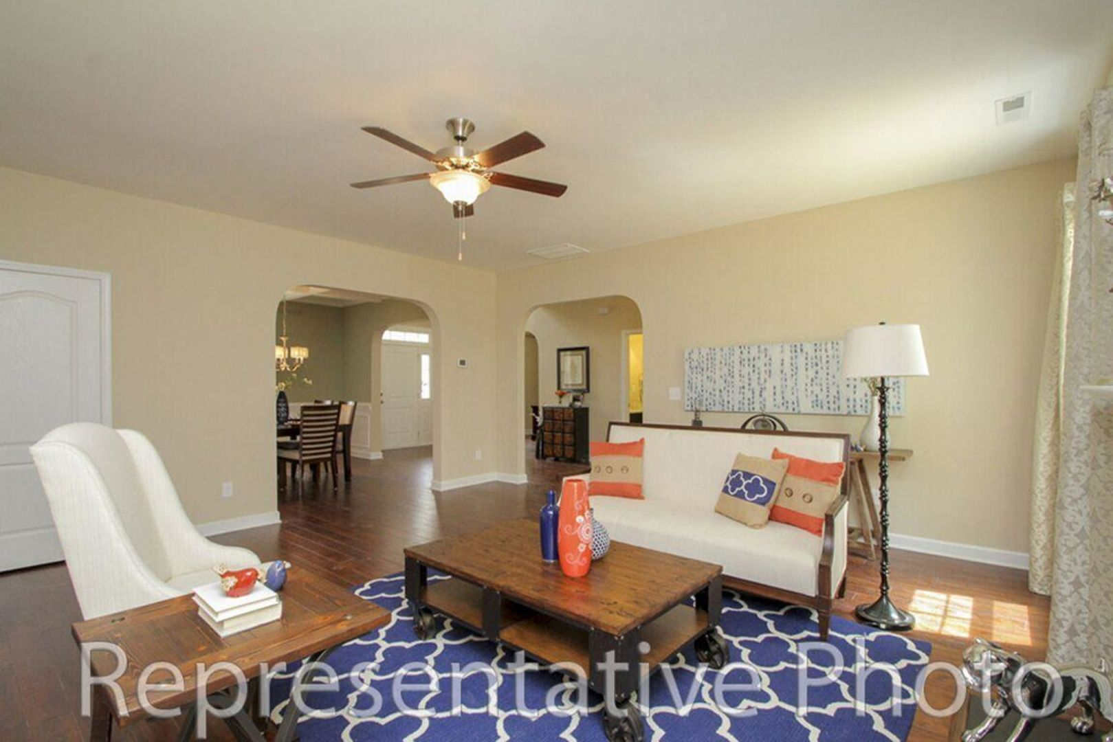 Greatroom-in-Roosevelt-at-Eastover North-in-Eastover