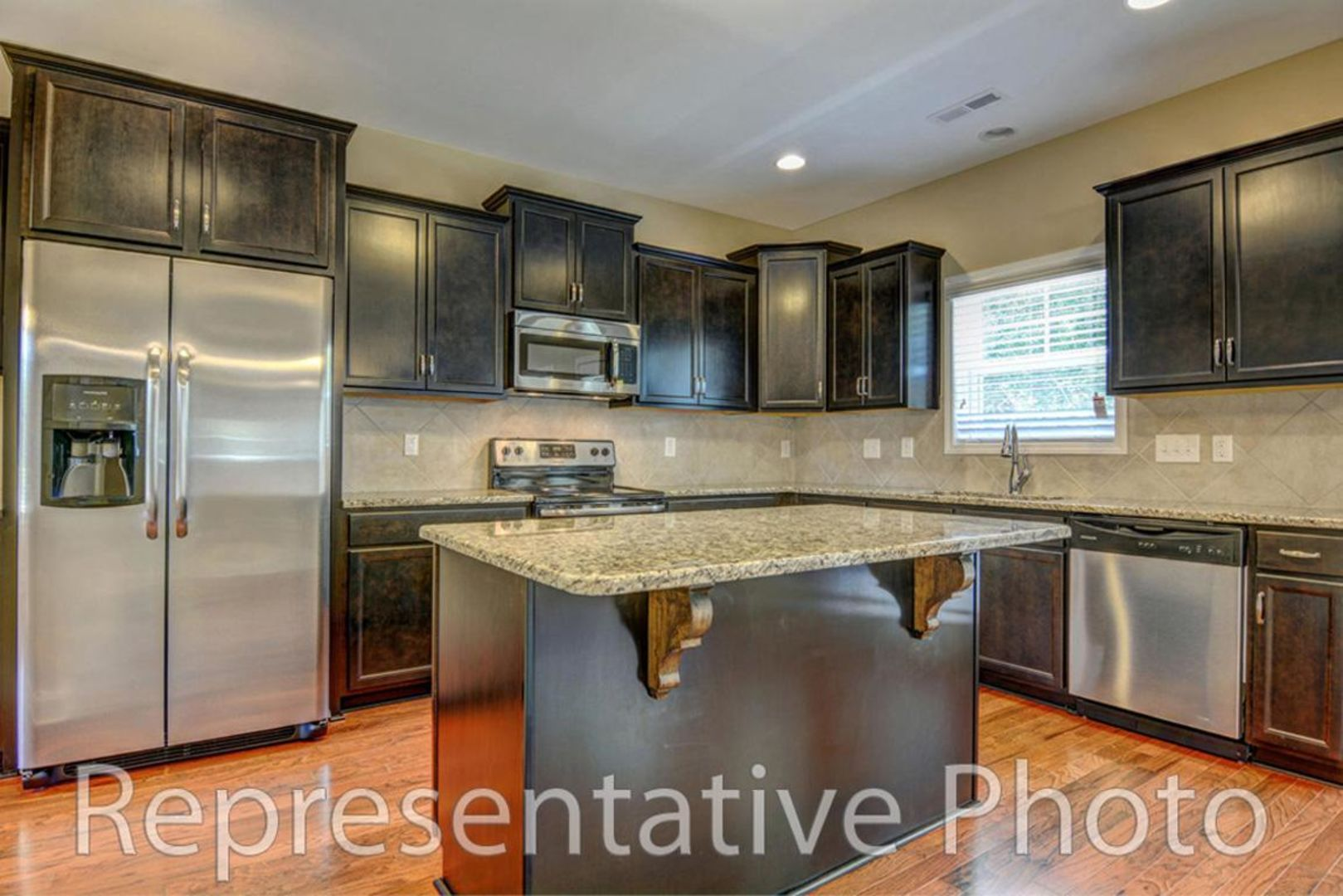 Kitchen-in-Topsail-at-Meadow Ridge-in-Aberdeen