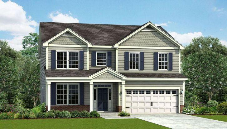 Hatteras Plan, Fayetteville, North Carolina 28314 - Hatteras